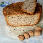 Chleb orkiszowy z gotowej mieszanki