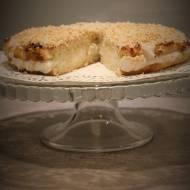 Tort Rafaello (Keto, Paleo, LowCarb, bez nabiału)