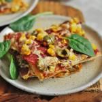 Pizza orkiszowa - prosty przepis na pizzę z mąki orkiszowej
