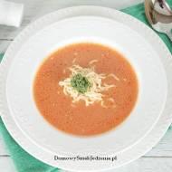 ekspresowa zupa pomidorowa na niedzielnym rosole