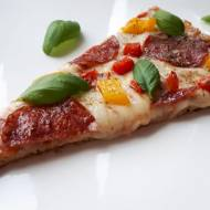 PIZZA SEROWA (keto, LCHF, bez glutenu)
