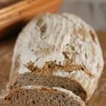 Chleb ziołowy na zakwasie