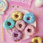Donuts czyli amerykańskie pączki