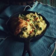 Ryż z kurczakiem (a'la paella)