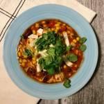 Czwartek:Tortilla soup