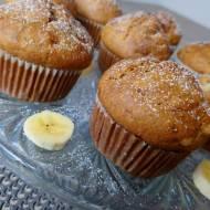 Muffiny bananowe ekspresowe :)