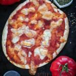 Klasyczna pizza margherita