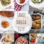 Tanie dania - Luty
