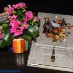 """""""Smak kwiatów pomarańczy"""" - rozmowy o kuchni i kulturze - Tessa Capponi  Borawska Agnieszka Drotkiewicz - recenzja książki"""