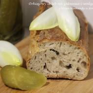 Chleb orkiszowy na zakwasie i wodzie z ogórków