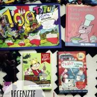 Jakie książki przeczytać  recenzje 9 latki