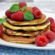 Pancakes z mascarpone+ film
