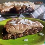 Szybkie ciasto czekoladowe bez pieczenia
