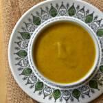 Zupa marchewkowa z kolendrą...