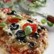 Filet z kurczaka a'la pizza