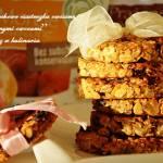 ,,Orzechowe ciasteczka owsiane z suszonymi owocami''