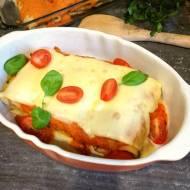 Naleśniki bolońskie zapiekane z serem