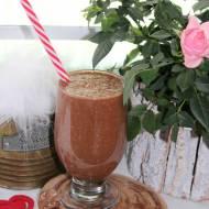 Zdrowy koktajl czekoladowy