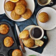 Proste Muffiny Pomarańczowe z Makiem