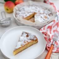 Ciasto z jabłkami francuskie
