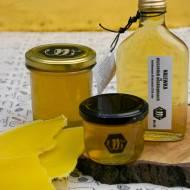 miód nalewka wosk, czyli pierwszy rok pszczelarzenia za mną