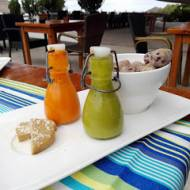 Hiszpania -Kanaryjskie ziemniaczki (Papas arrugadas)