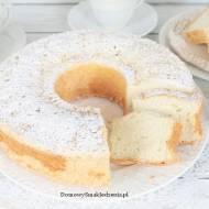 anielskie ciasto na białkach