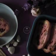 Ciasto różowa łatka