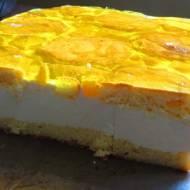 Ciasto Orangina