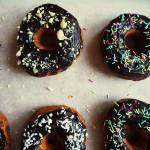 Wegańskie donuty / pączki