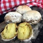 Ziemniaki pieczone jak z ogniska