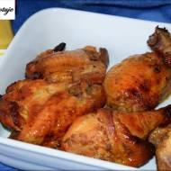 Kurczak Złocisty w Glazurze Miodowo - Musztardowej