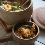 Curry z kurczakiem i krewetkami