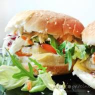 Burgery z wołowiny glazurowanej