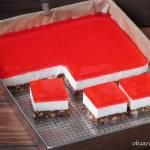 Ciasto na sucharach bez pieczenia