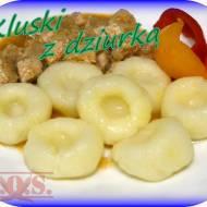 Kluski śląskie (bez jajka)