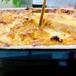 Wtorek: Zapiekanka ziemniaczano-batatowa cottage pie