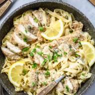 Kurczak piccata (7 składników)