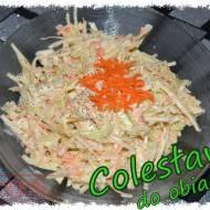 Colesław (surówka obiadowa)