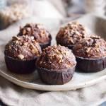 Muffiny z jabłkami i cynamonem / Apple cinnamon muffins