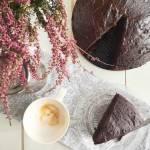 Murzynek z mąki orkiszowej