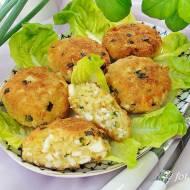 Klopsy jajeczne z ryżem