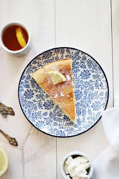 Ciasto cytrynowe Capri (bezglutenowe)