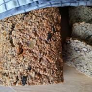 Ekspresowy chleb bez mąki - na bazie jogurtu i płatków owsianych