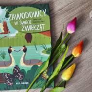 Zawodowcy w świecie zwierząt. - Recenzja książki.