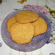 Angielskie ciasteczka kokosowe