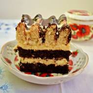 Ciasto góra lodowa (przepis na dużą blaszkę)