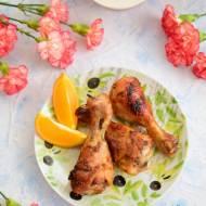 Podudzia kurczaka po pekińsku