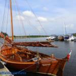 Kąty Rybackie - rybacka wieś Mierzei Wiślanej