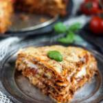 Tort nalesnikowy bolognese